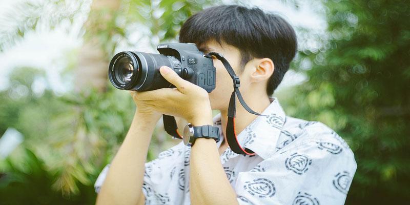 کاربرد شارپنس در عکاسی